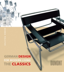 Image for German design for modern living  : the classics