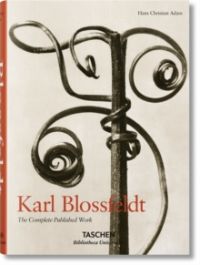 Image for Karl Blossfeldt. The Complete Published Work