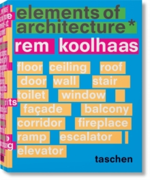 Image for Elements of architecture