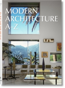 Image for Modern architecture A-Z
