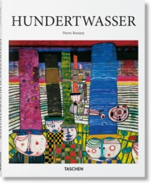 Image for Hundertwasser  : the painter-king with the 5 skins