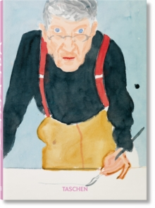 Image for David Hockney. A Chronology. 40th Anniversary Edition