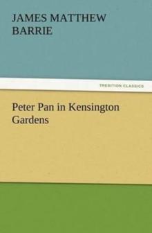 Image for Peter Pan in Kensington Gardens