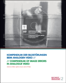 Image for Compendium of image errors in analogue video