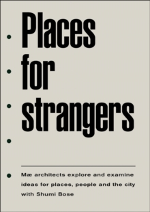 Image for Places for strangers