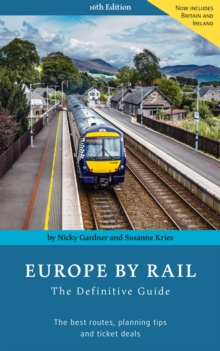 Image for Europe by rail  : the definitive guide