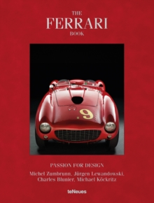 Ferrari Book - Passion for Design