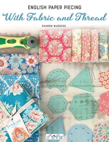 Image for English Paper Piecing with Fabric and Thread
