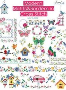 Image for Modern Motifs & Borders in Cross Stitch