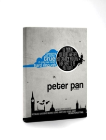 Image for Peter Pan Hardcover Notebook