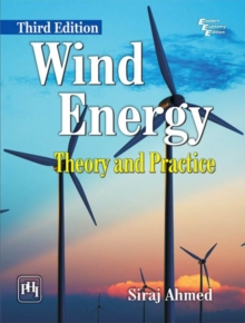 Image for Wind energy  : theory and practice