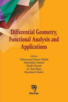 Differential Geometry, Functional Analysis and Applications
