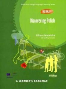 Image for Hurra!!! A Learner's Grammar - Polish Grammar Book - Discovering Polish