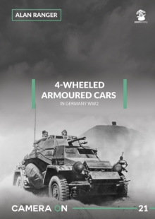 Image for 4-Wheeled Armoured Cars in Germany WW2