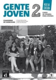 Image for Gente Joven - Nueva edicion : Cuaderno de ejercicios 2 (A1-A2)