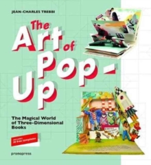 Image for The art of pop-up  : the magical world of three-dimensional books