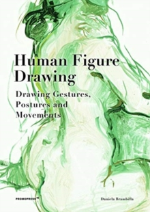 Image for Human figure drawing  : drawing gestures, postures and movements