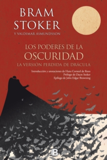 Image for Los poderes de la oscuridad/ Powers of Darkness: The Lost Version of Dracula
