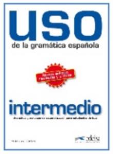 Image for Uso de la gramatica espanola : Nivel intermedio - edition 2010 (revised and i