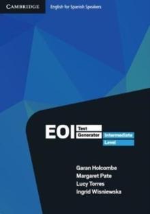 Image for EOI Test Generator Intermediate DVD-ROM