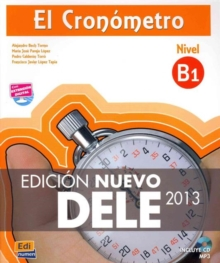 Image for El Cronometro B1 : Edicion Nuevo DELE: Book + CD