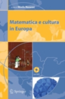 Image for Matematica e cultura in Europa