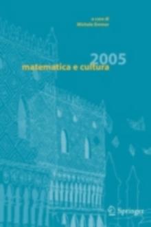 Image for Matematica e cultura 2005