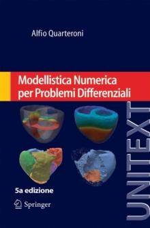 Image for Modellistica Numerica per Problemi Differenziali