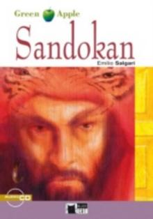 Image for Green Apple : Sandokan + audio CD