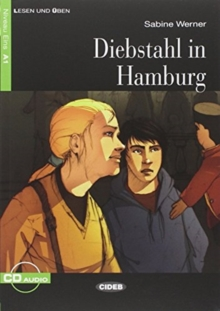 Image for Lesen und Uben : Diebstahl in Hamburg + CD