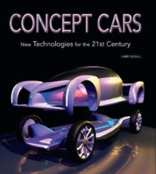 Image for Concept cars  : new technologies for the 21st century