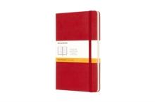 Image for Moleskine Large Ruled Notebook Red