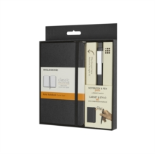 Moleskine Pocket Notebook And Classic Click Roller Pen - 0.5mm