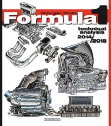 Image for Formula 1  : technical analysis 2014/2015
