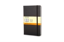 Image for Moleskine Pocket Hardcover Ruled Notebook Black