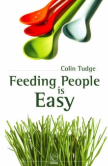 Image for Feeding people is easy