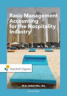 Image for Basic management accounting for the hospitality industry