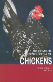 Image for The complete encyclopedia of chickens  : everything you need to know about caring for, housing, breeding, and feeding chickens plus an extensive description of more than one hundred different breeds