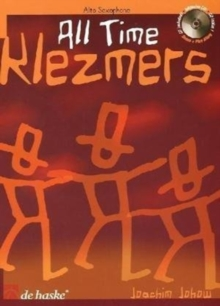 Image for ALL TIME KLEZMERS