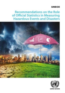Image for Recommendations on Measuring Hazardous Events and Disasters