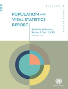 Image for Population and Vital Statistics Report : Data available as of 1 January 2020