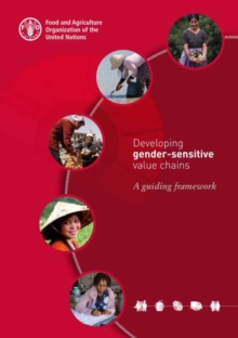 Image for Developing Gender-sensitive Value Chains : A Guiding Framework
