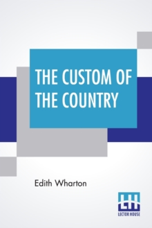 Image for The Custom Of The Country