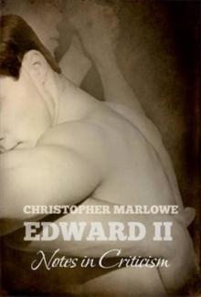 Image for Christopher Marlowe's Edward II