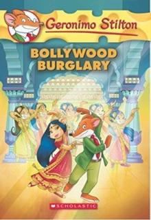 Image for Geronimo Stilton : Bollywood Burglary
