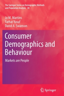 Image for Consumer demographics and behaviour  : markets are people