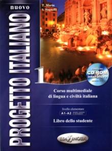 Image for Nuovo Progetto italiano : Libro dello studente 1 + DVD (Level A1-A2)