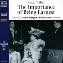 Image for The Importance of Being Earnest