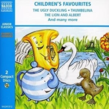 """Image for Children's Favourites : """"Ugly Duckling"""", """"Thumbelina"""", """"Lion and Albert"""", and Many More"""