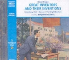 Image for Great inventors and their inventions  : Archimedes, Gutenberg, Franklin, Nobel, Bell, Marconi, The Wright Brothers, Edison